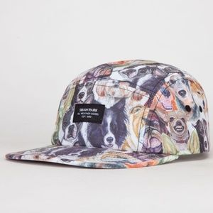 Shaw Park All Weather Goods Hat Baseball Cap Dogs